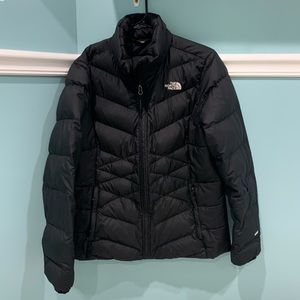 The North Face 550 Down Puffer Winter coat